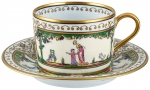 Palais Royal Tea Saucer
